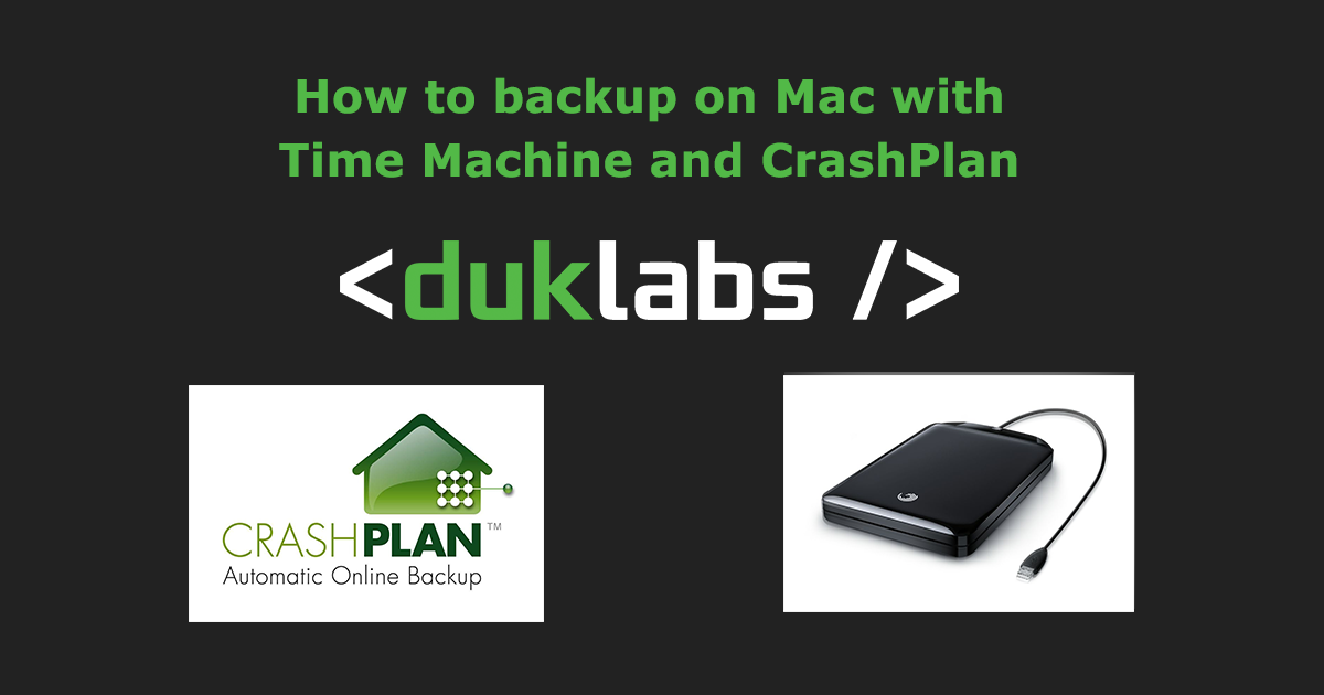 Backups for Mac