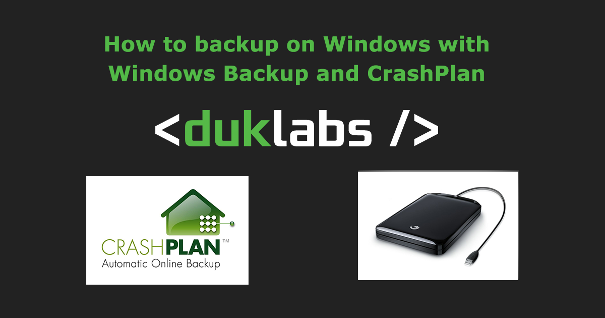 Backups for PC