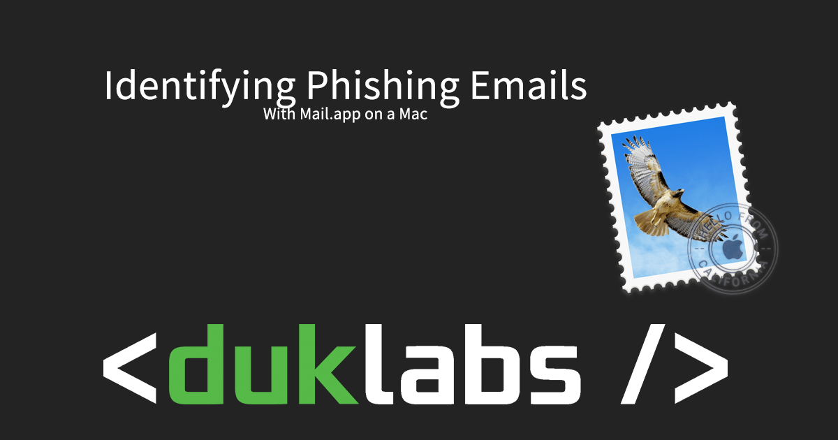 Identifying Phishing Emails