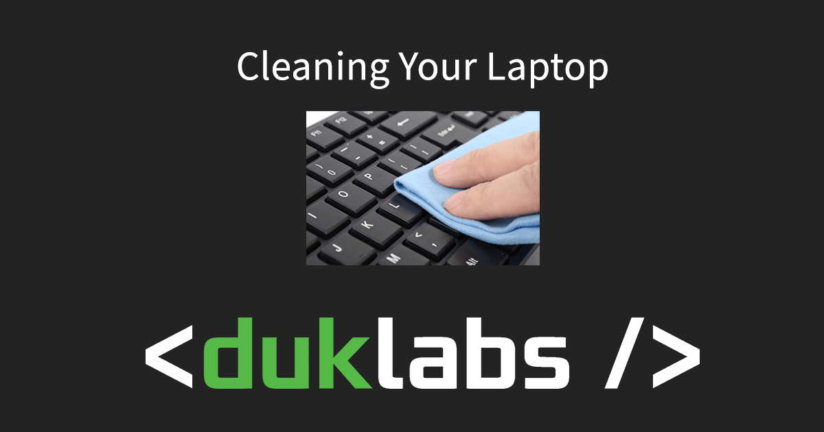 Cleaning Your Computer